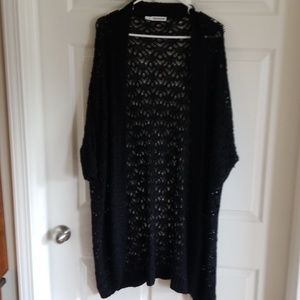 Maurice's knit sweater jacket